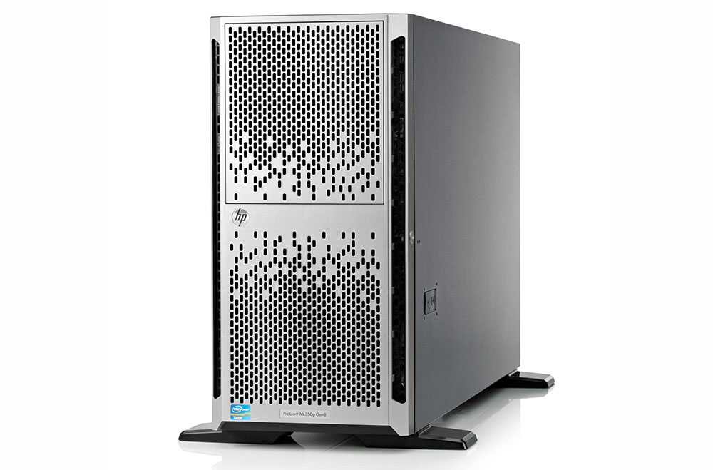 HP ProLiant ML350 Gen8 HotStock at Touchpoint