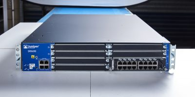 SRX650 (Refurb) Juniper SRX650 - Services Gateway Security Appliance