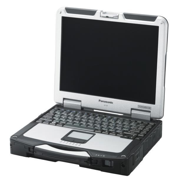 "CF-3142001VA Panasonic Toughbook CF-31 MK5 13.1"" Fully Rugged"
