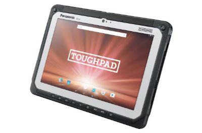 "FZ-A2A200GAA Panasonic Toughpad FZ-A2 10.1"" Android Tablet with GPS and Android 6.0"