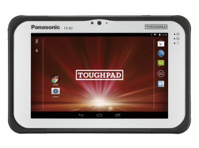 "FZ-B2D200MAA Panasonic Toughpad FZ-B2 7.0"" MK2 with 4G and 12 P GPS"