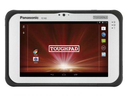 """FZ-B2D200MAA Panasonic Toughpad FZ-B2 7.0"""" MK2 with 4G and 12 P GPS"""