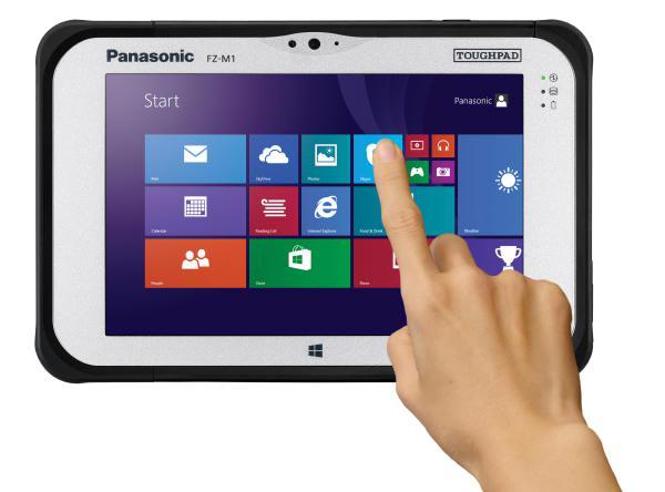 "FZ-M1F150MVA Panasonic Toughpad FZ-M1 7.0"" MK2 with 4G and GPS"