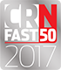 Touchpoint's IT Hardware supplier services scored them a place in the CRN Fast 50 in 2017