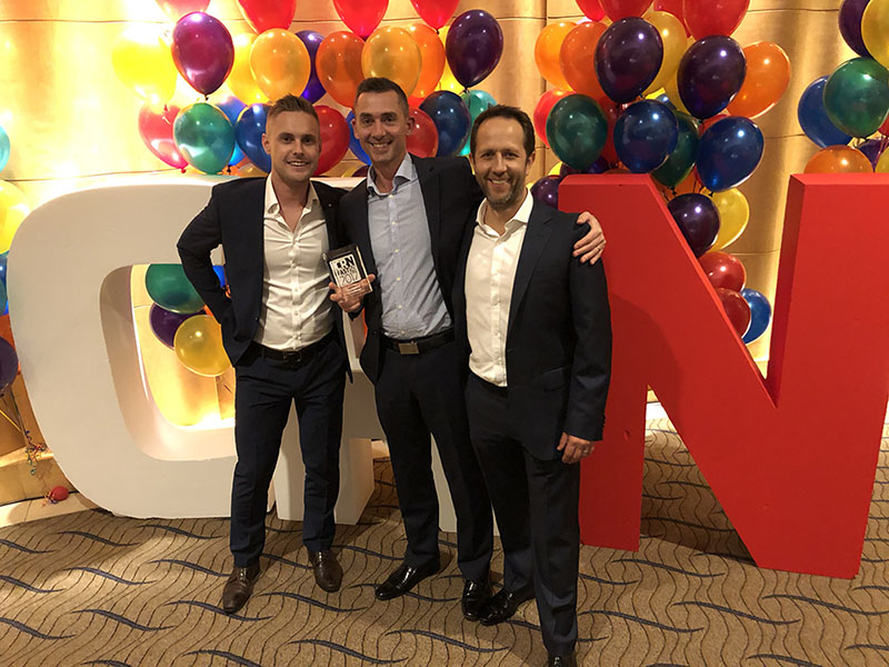 Touchpoint make fourth appearance in CRN Fast50