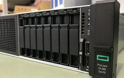 HPE ProLiant DL385 Gen10 Server Now Available