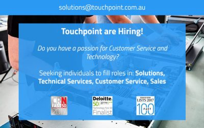 Positions Available at Touchpoint