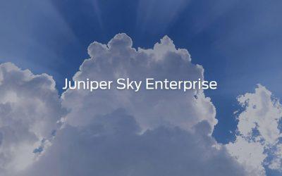 Juniper Sky Enterprise