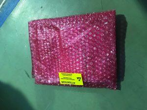 10 Cisco SFPs in padded Anti-Static bag