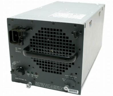 341-0092 -TP Cisco Catalyst 6000W AC PSU for 6500 Series