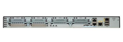 CISCO2901/K9 -TP Cisco ISR 2901 ;2 GE;4 EHWIC;2 DSP;512 DRAM;IP Base