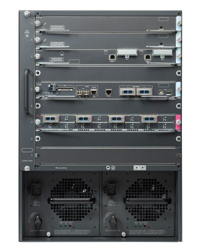 WS-C6509-E (Refurb) Cisco Catalyst 6500-E Chassis