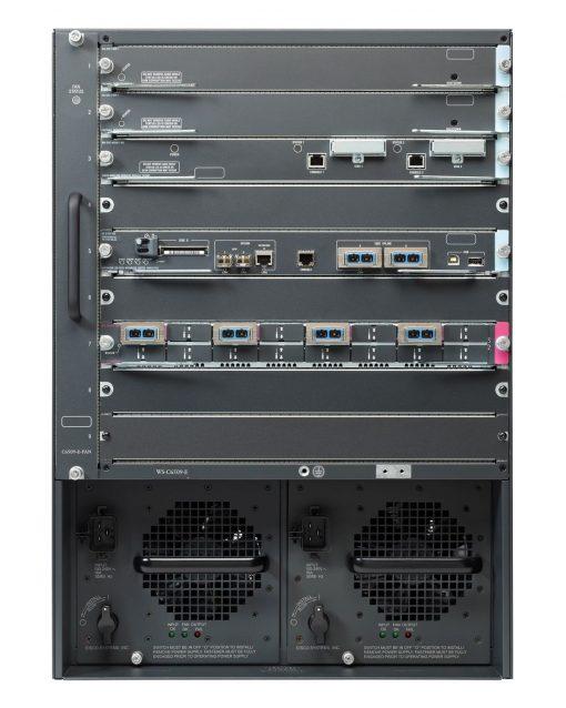 WS-C6509-E (Refurb) Cisco Catalyst 6500-E Chassis