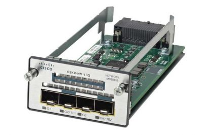 C3KX-NM-10Gt (Refurb) Cisco Catalyst 3k-X 10G-T NETW MDL