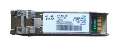 SFP-10G-LRM (Refurb) Cisco 10GBASE-LRM SFP Module, Refurbished