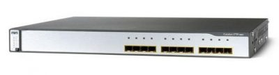WS-C3750G-12S-S (Refurb) CATALYST 3750G 12 SFP SWITCH