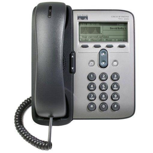 CP-7911G (Refurb) Cisco IP Phone 7911G