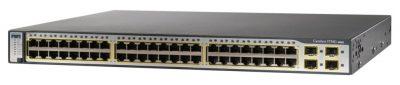 WS-C3750G-48TS (Refurb) Cisco Catalyst WS-C3750G-48TS
