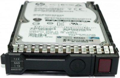 605835-B21 (Refurb) HP 1TB 6G SAS 7.2 2.5 Inch MDL HDD