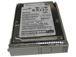 540-6643 (Refurb) SUN 73GB 10K RPM SAS NEBS DRIVE w/ Nemo Bracket