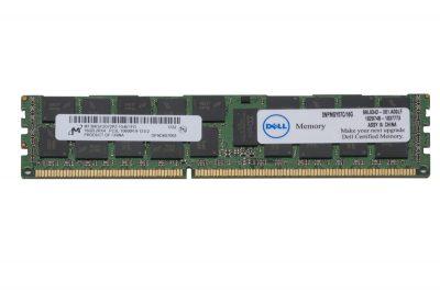 MGY5T (Refurb) Dell 16GB DDR3 SDRAM, DIMM 240-pin,1333 MHz 1.35 V MEM MOD