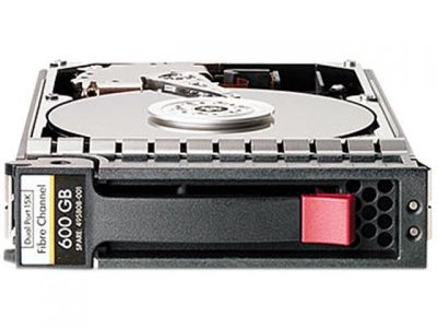 """495808-001 (Refurb) HP M6412 600Gb 3.5"""" Hard Disk Drive"""