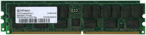 540-6467 (Refurb) 2GB (2 × 1GB) Memory FRU, RoHS:Y