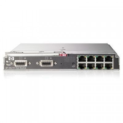 399593-B22 (Refurb) 4 x HP 1/10Gb Virtual Connect Ethernet Module