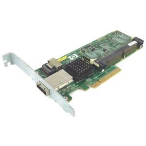 462594-001 (Refurb) HP Smart Array P212/Zero Memory SAS PCI-E x8 Controller