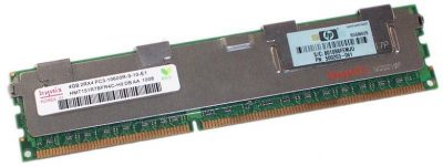 500203-061 (Refurb) HP 4GB 2RX4 PC3-10600R-9 MEMORY KIT