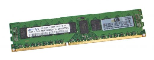 501533-001 (Refurb) HP 2GB 2Rx4 PC3 10600R Memory DIMM