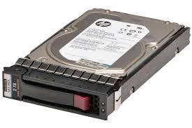 508010-001 (Refurb) HP 2TB 6G SAS 7.2K RPM LFF (3.5-INCH) DP MDL HDD