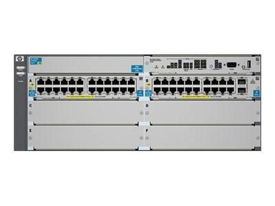 J9533A (Refurb) HP 5406-44G-PoE+-2XG v2 zl Switch with Premium Software