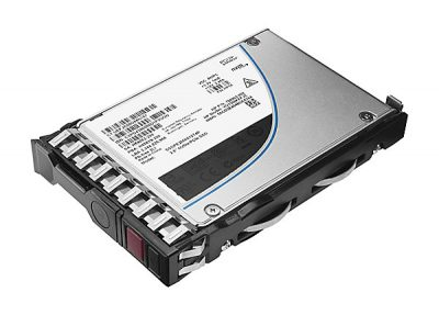 636599-B21 (Refurb) HP 100GB 3G SATA MLC 2.5in NHP EM SSD