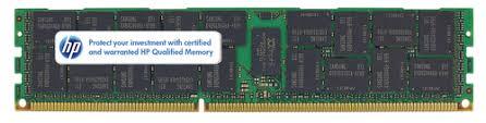 647895-B21 (Refurb) HP 4GB 1Rx4 PC3-12800R-11 Kit