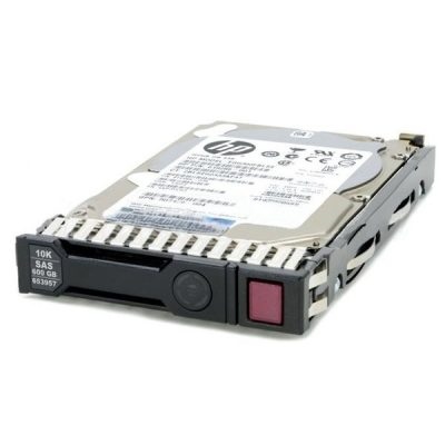 653957-001 (Refurb) HP 600GB 6G SAS 10K 2.5IN SC ENT HDD