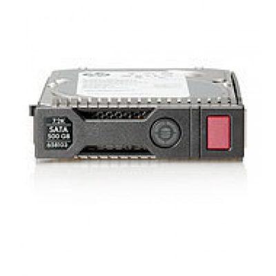 657739-001 (Refurb) HP 1TB 6G 7.2K SATA LFF HDD