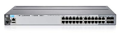 J9726A (Refurb) HP 2920-24G Switch , lite layer3, 20x GIG +4 x SFP, PN : J9726A