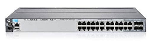 J9726A HP 2920-24G Switch , lite layer3, 20x GIG +4 x SFP