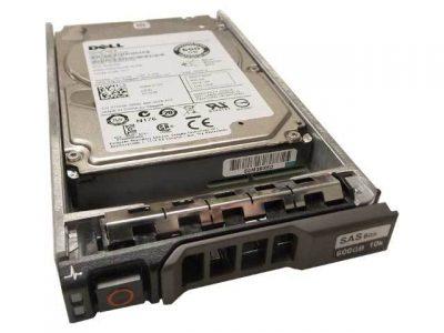 7YX58 (Refurb) Dell 600Gb 10K 6G SFF SAS HDD