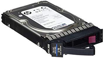 507750-B21 (Refurb) HP 500GB 3G SATA 7.2K rpm SFF (2.5-inch) Mdl HDD