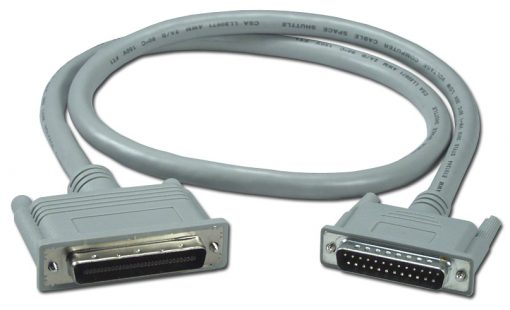 97H7552 (Refurb) IBM QPS Console Cable for IBM AS400