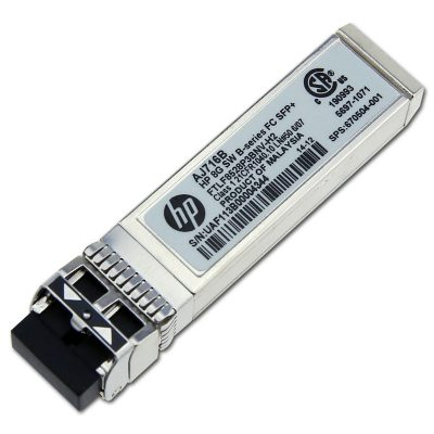 AJ716B (Refurb) HP 8Gb Short Wave B-Series SFP+ 1 Pack