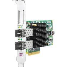 AJ764A HP 82Q 8Gb Dual Port PCI-e FC HBA