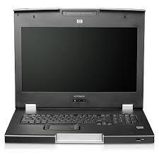 AZ884A (Refurb) HP TFT7600 KVM Console Intl Kit