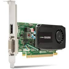 C2J20AV (Refurb) NVIDIA Quadro K600 1GB 1st GFX