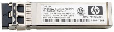 C8R23A (Refurb) HP MSA 2040 8GB SW FC SFP 4 PK