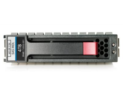 C8R26A (Refurb) HP MSA 4TB 6G SAS 7.2K 3.5 MDL HDD