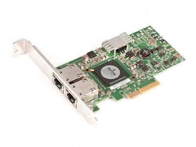 H093G (Refurb) Dell Broadcom 5709 Dual Port Mezzanine Network Adapter