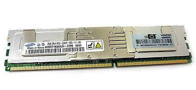 398709-071 (Refurb) HP 8GB (1X8GB) 2RX4 PC2-5300F